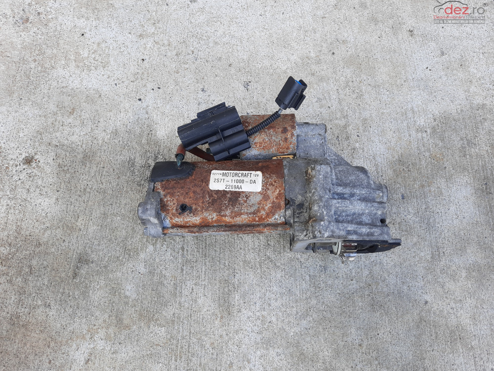Vand Electromotor 2 0 Tddi   Ford Mondeo   2003  cod 2S7T-11000-DA Piese auto în Baia Mare, Maramures Dezmembrari