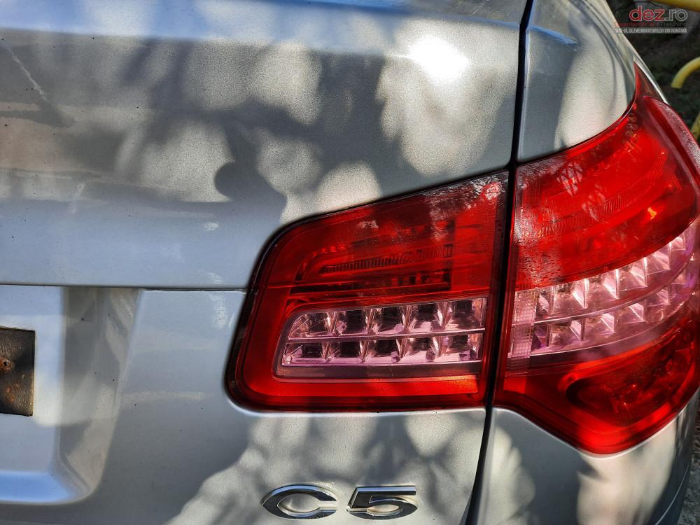 Vand Stop Dreapta Capota Spate Citroen C5 Iii 2010 Piese auto în Baia Mare, Maramures Dezmembrari