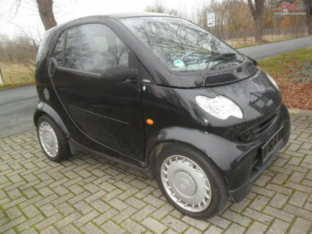 Dezmembrez Smart Fortwo 0 6 Benzina 40 Kw 55 Cp 2001 Dezmembrări auto în Baia Mare, Maramures Dezmembrari