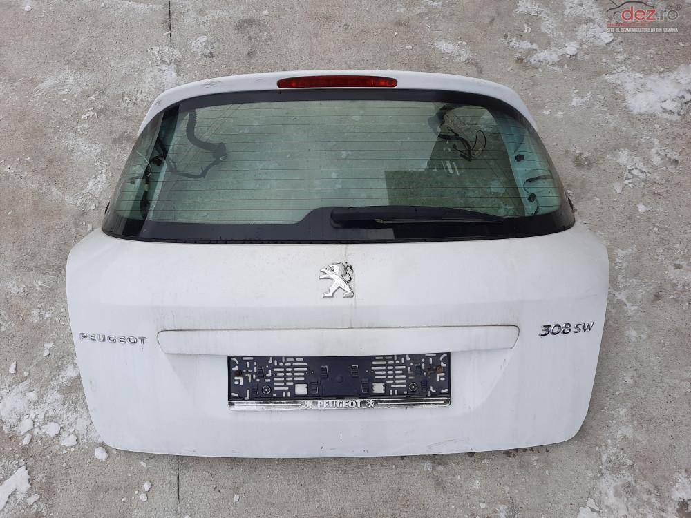 Vand Hayon Cu Luneta Peugeot 308 Sw 2012 Piese auto în Baia Mare, Maramures Dezmembrari