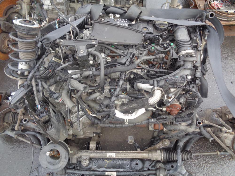 Vand Motor Ford Fiesta 1 6tdci Cod Dv6d Din 2011 cod DV6D Piese auto în Sarmasag, Salaj Dezmembrari