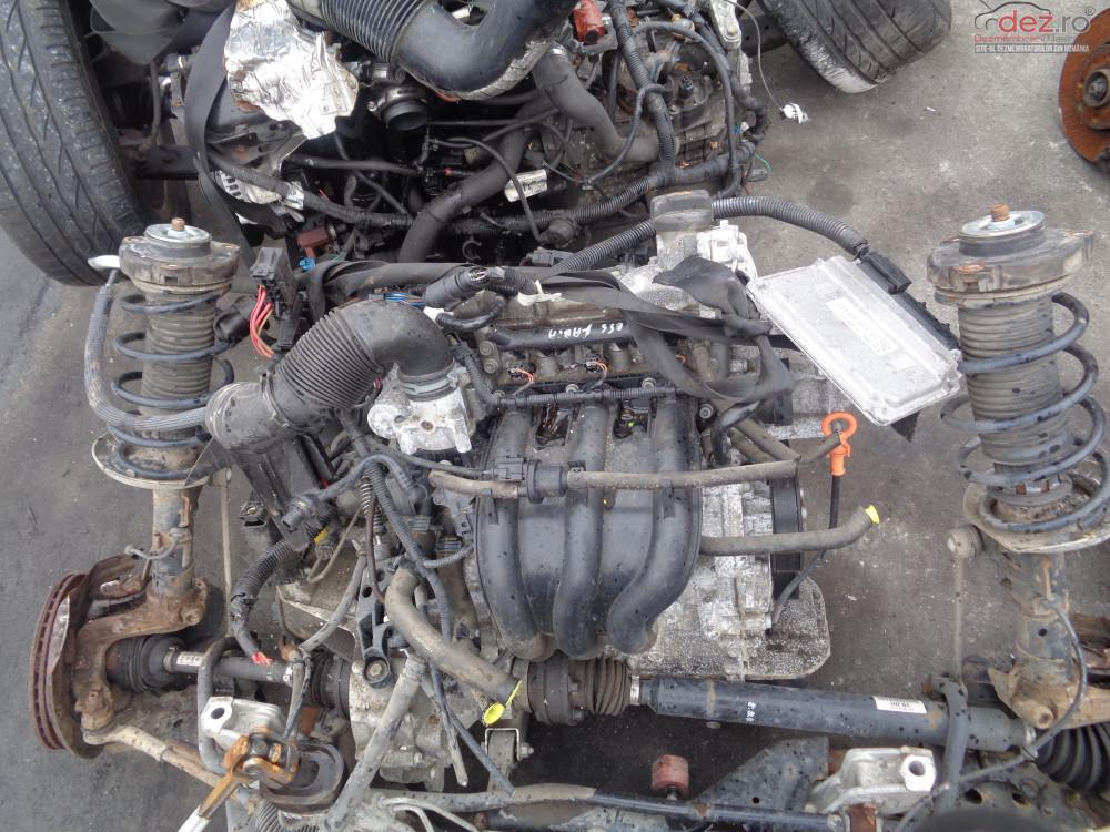 Vand Motor Complet Skoda Fabia 1 2 Euro4 Bmd cod BMD Piese auto în Sarmasag, Salaj Dezmembrari
