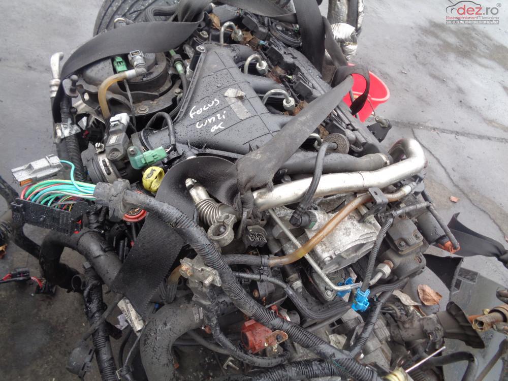 Vand Motor Ford Focus2 2 0tdci Cu Pompa Si Injectoare 136cp cod 1234 Piese auto în Sarmasag, Salaj Dezmembrari