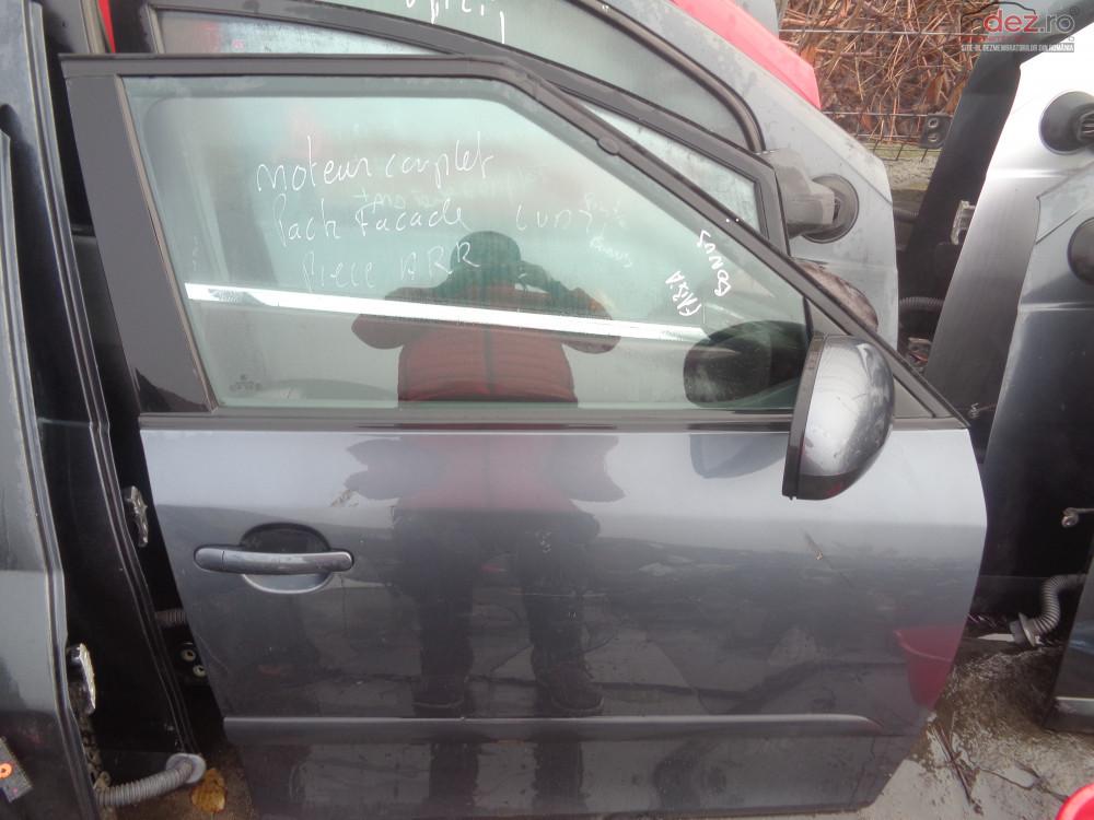 Vand Usi Fata Dreapta Stanga Skoda Fabia cod 1234 Piese auto în Sarmasag, Salaj Dezmembrari
