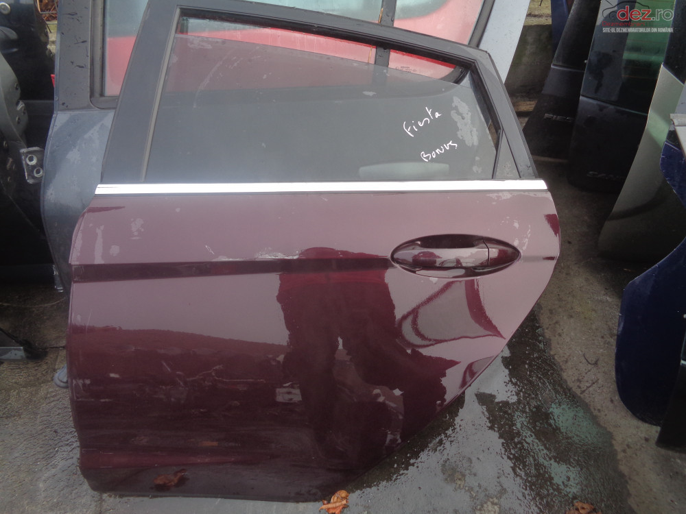Vand Usi Spate Dreapta Stanga Ford Fiesta2009 cod 1234 Piese auto în Sarmasag, Salaj Dezmembrari