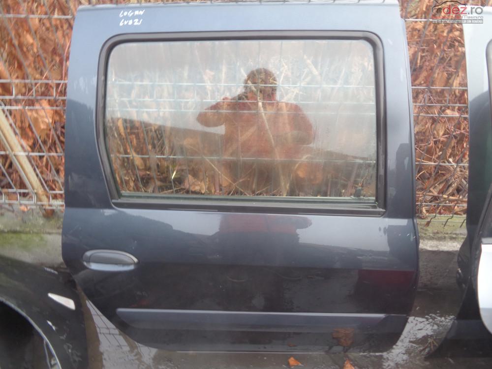 Vand Usa Spate Dacia Logan 2008 2013 Cod 1234 Piese auto în Sarmasag, Salaj Dezmembrari