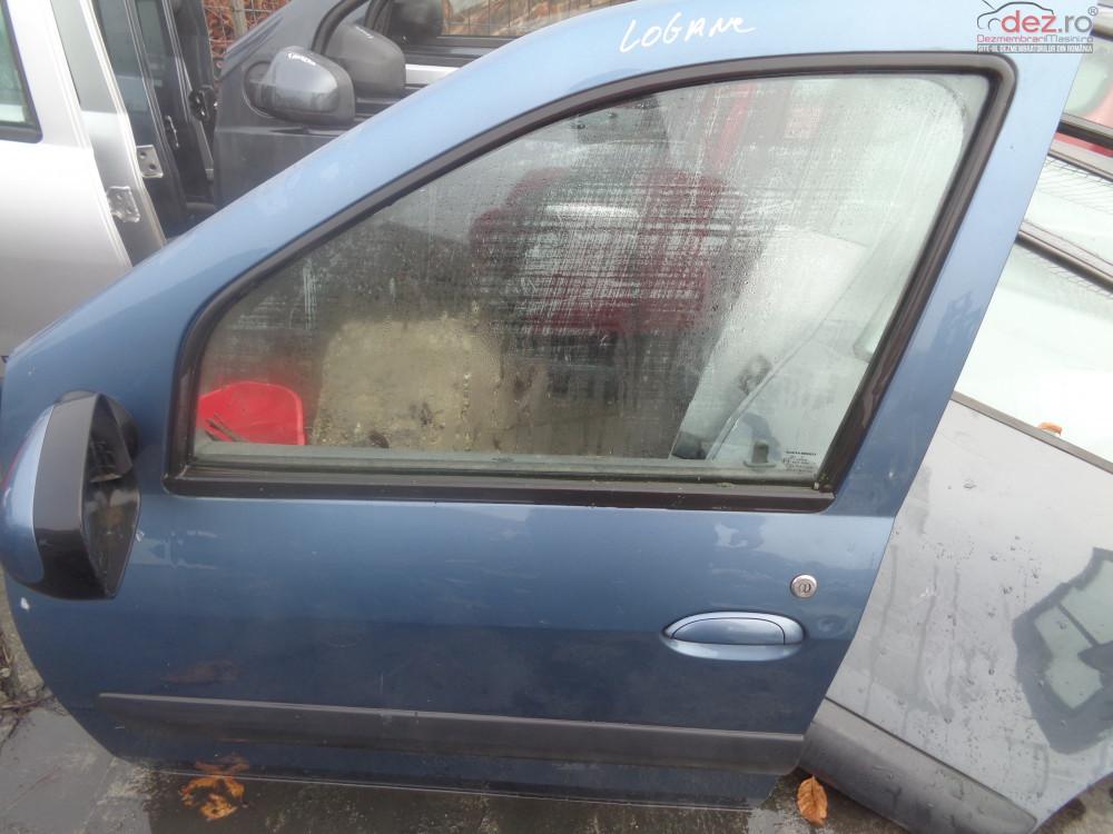 Vand Usa Fata Stanga Dacia Logan 2008 2013 cod 1234 Piese auto în Sarmasag, Salaj Dezmembrari