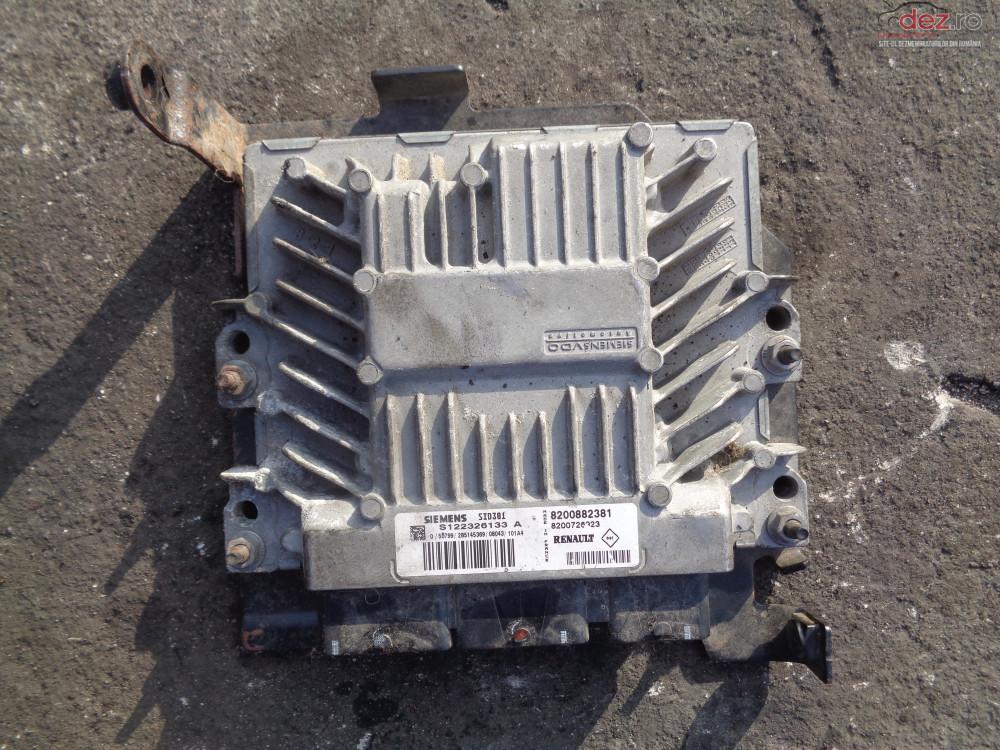 Vand Calculator Motor Renault Laguna3 Din2008 1 5dci 106cp cod 8200882381 Piese auto în Sarmasag, Salaj Dezmembrari