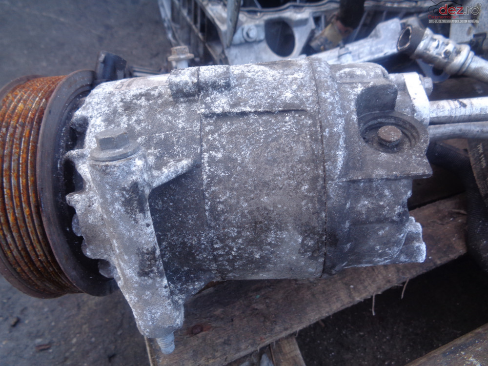 Vand Compresor Clima Renault Megane2 1 9dci 130cp cod 8200678499 Piese auto în Sarmasag, Salaj Dezmembrari