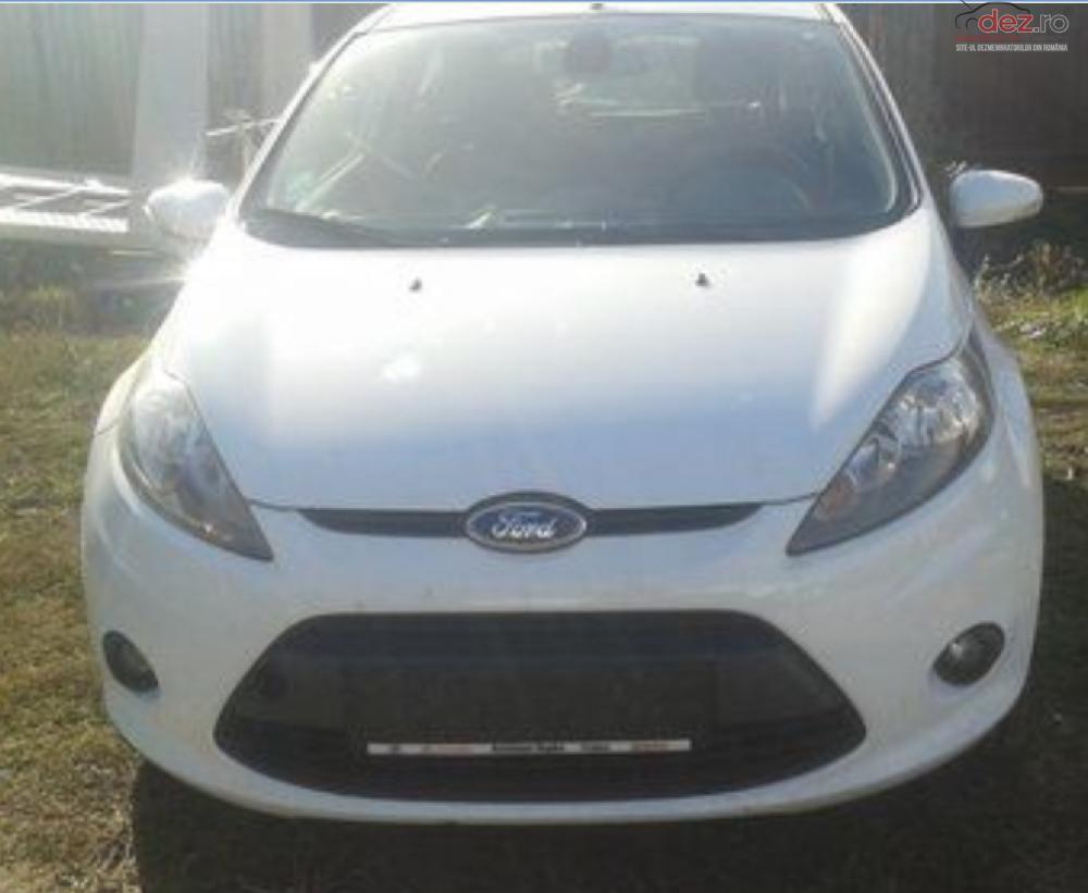 Dezmembrez Ford Fiesta 1 6tdi Euro4 Din 2011 Volan Pe Stanga Dezmembrări auto în Sarmasag, Salaj Dezmembrari