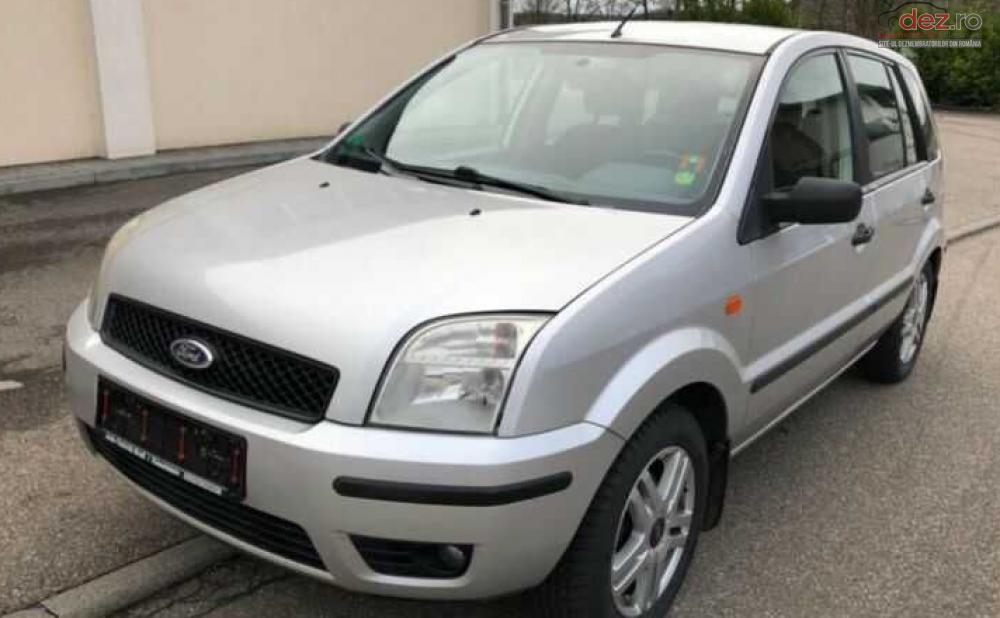 Dezmembrez Ford Fusion 1 4tdi Din 2007 Volan Pe Stanga Dezmembrări auto în Sarmasag, Salaj Dezmembrari