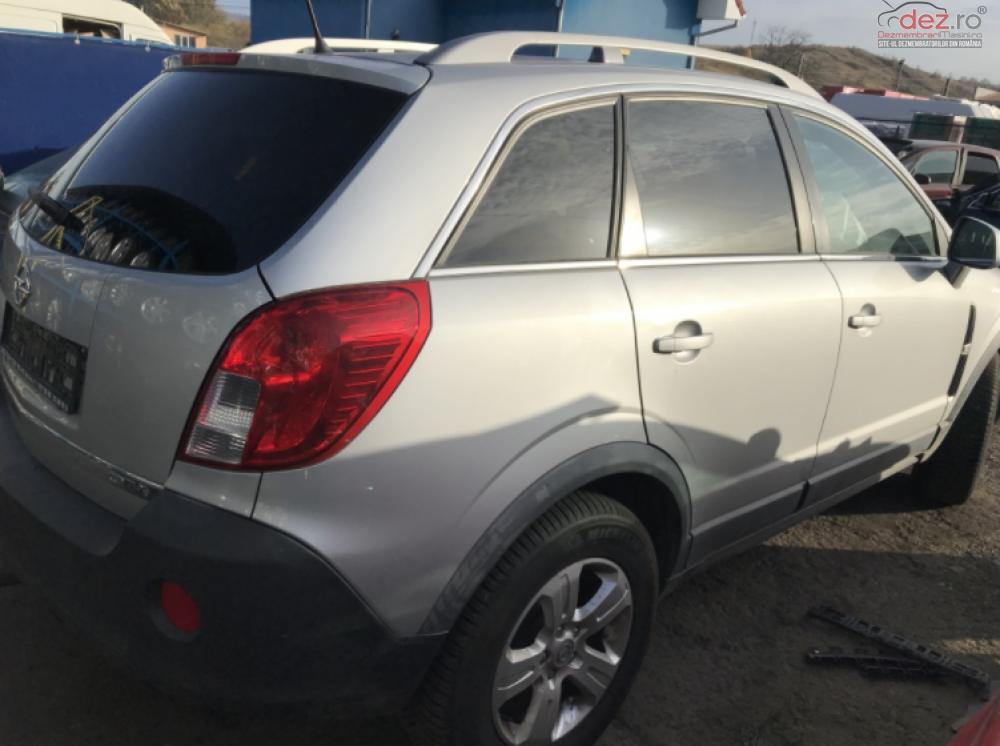 Dezmembrez Opel Antara 2 0 Tdi Volan Pe Stanga Dezmembrări auto în Sarmasag, Salaj Dezmembrari