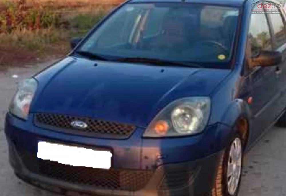 Dezmembrez Ford Fiesta 1 4 Benzina Din 2006 Volan Pe Stanga Dezmembrări auto în Sarmasag, Salaj Dezmembrari