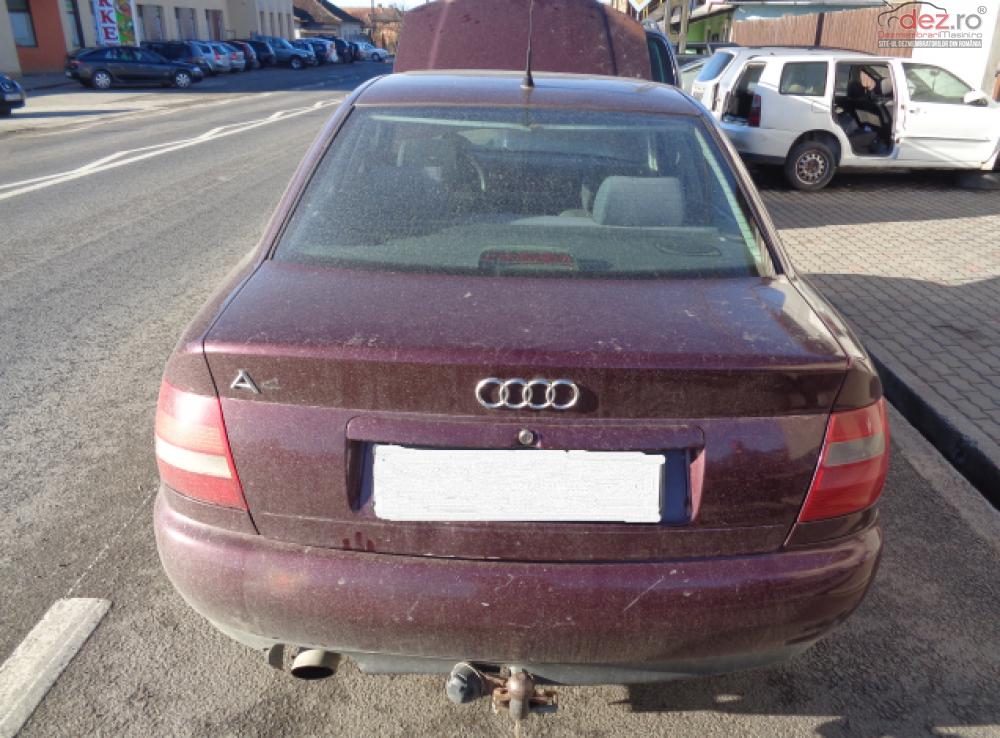 Dezmembrez Audi A4 Din 1997 Dezmembrări auto în Sarmasag, Salaj Dezmembrari