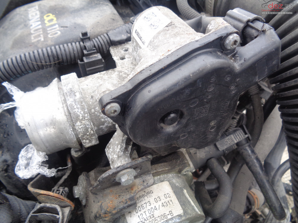Vand Clapeta De Acceleratie Renault Megane3 1 5 Dci 109cp Din 2009 cod 8200614985 Piese auto în Sarmasag, Salaj Dezmembrari