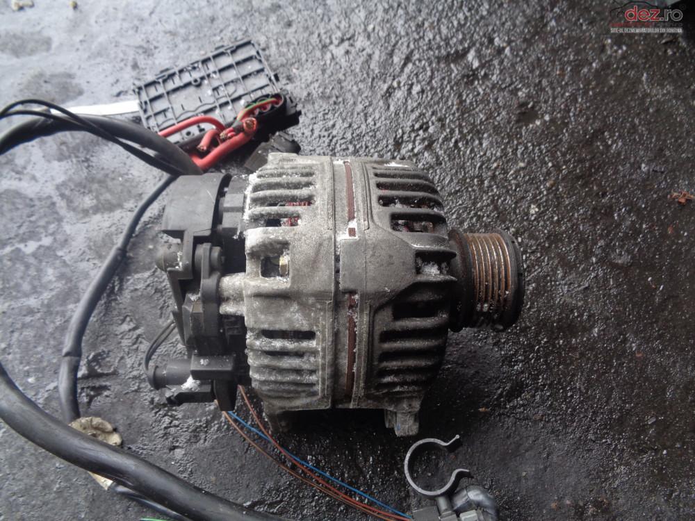 Vand Alternator Volkswagen Golf4 1 9 Tdi Agr Din 2004 Cod 038903023l cod 038903023l Piese auto în Sarmasag, Salaj Dezmembrari