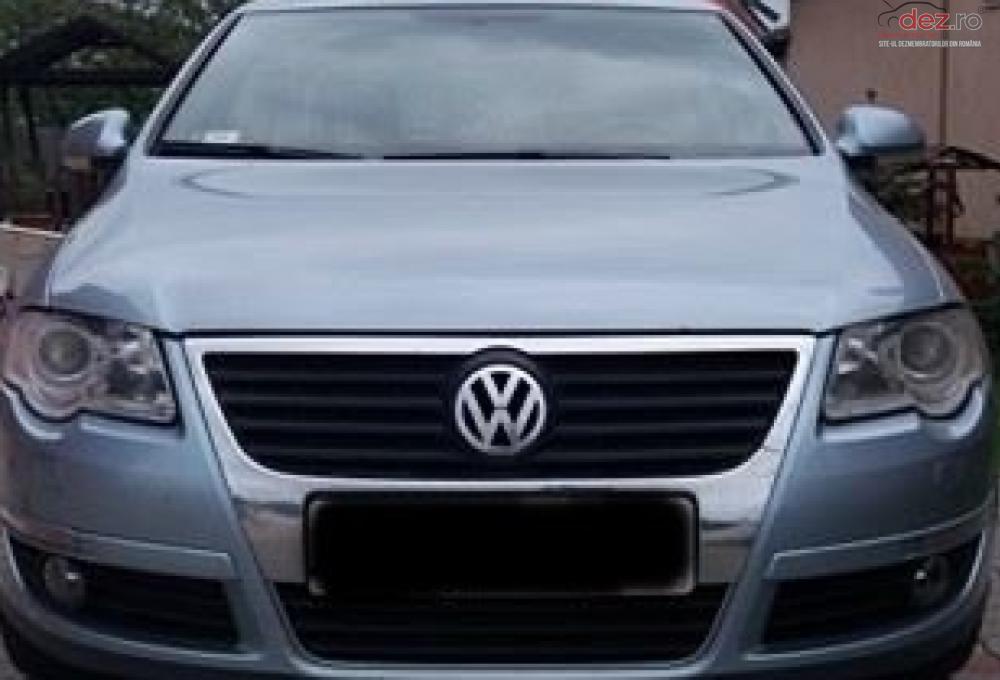 Dezmembrez Volkswagen Passat B6 2 0 Tdi Din 2006 Volan Pe Stanga Dezmembrări auto în Sarmasag, Salaj Dezmembrari