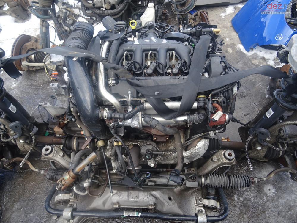 Vand Motor Fara Anexe Peugeot 407 2 0 Hdi 136cp Euro4 Din 2008 Dezmembrări auto în Sarmasag, Salaj Dezmembrari