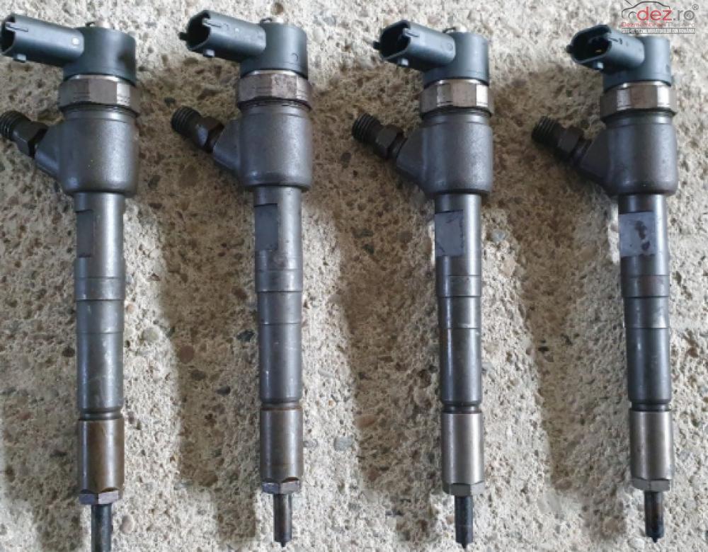 Vand Set Injectoare Opel Corsa D 1 3 Cdti 95cp Euro5 Cod 0445110326 cod 0445110326 Piese auto în Sarmasag, Salaj Dezmembrari
