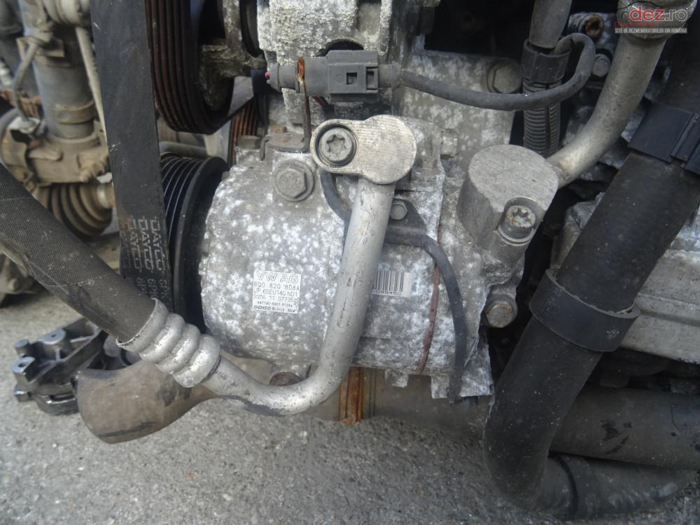 Vand Clima Compresor Volkswagen Polo 9n 1 4 Tdi 70cp Bwb Euro4 cod 6Q0820808A Piese auto în Sarmasag, Salaj Dezmembrari