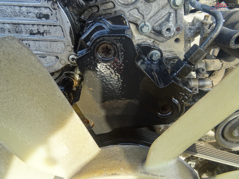 Vand Pompa Inalta Presiune Mercedes Vito 2 2 Dci W638 Euro3 Din 2004 Piese auto în Sarmasag, Salaj Dezmembrari