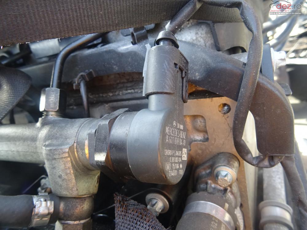 Vand Senzor Presiune Rampa Comuna Mercedes Vito 2 2 Dci W638 Euro3 cod A6110780449 Piese auto în Sarmasag, Salaj Dezmembrari
