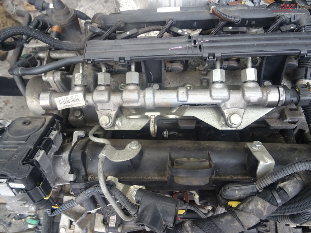 Vand Rampa Injectoare Fiat Doblo 1 3 Cdti Euro5 Cod 0445214217 Piese auto în Sarmasag, Salaj Dezmembrari