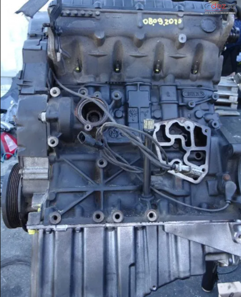Motor Audi A4 2 0 Tdi Bpw 103 Kw 140 Cp Din 2006 Fara Anexe cod BPW Piese auto în Sarmasag, Salaj Dezmembrari