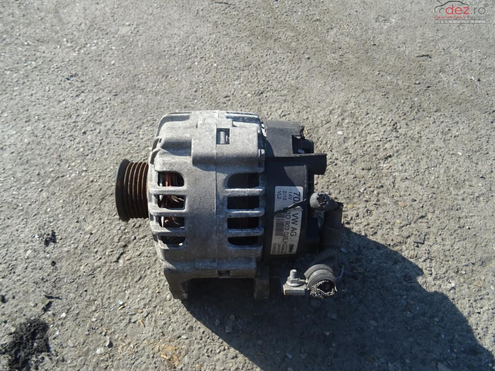 Vand Alternator Volkswagen Polo 1 2 Benzina Azq Cod 03d9033025h cod 03d903025h Piese auto în Sarmasag, Salaj Dezmembrari