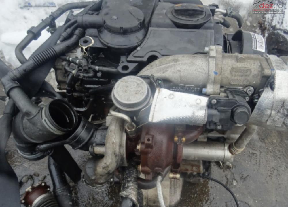 Motor Model Cu Filtru De Particule Volkswagen Polo 1 4 Tdi 80cp Bms Piese auto în Sarmasag, Salaj Dezmembrari