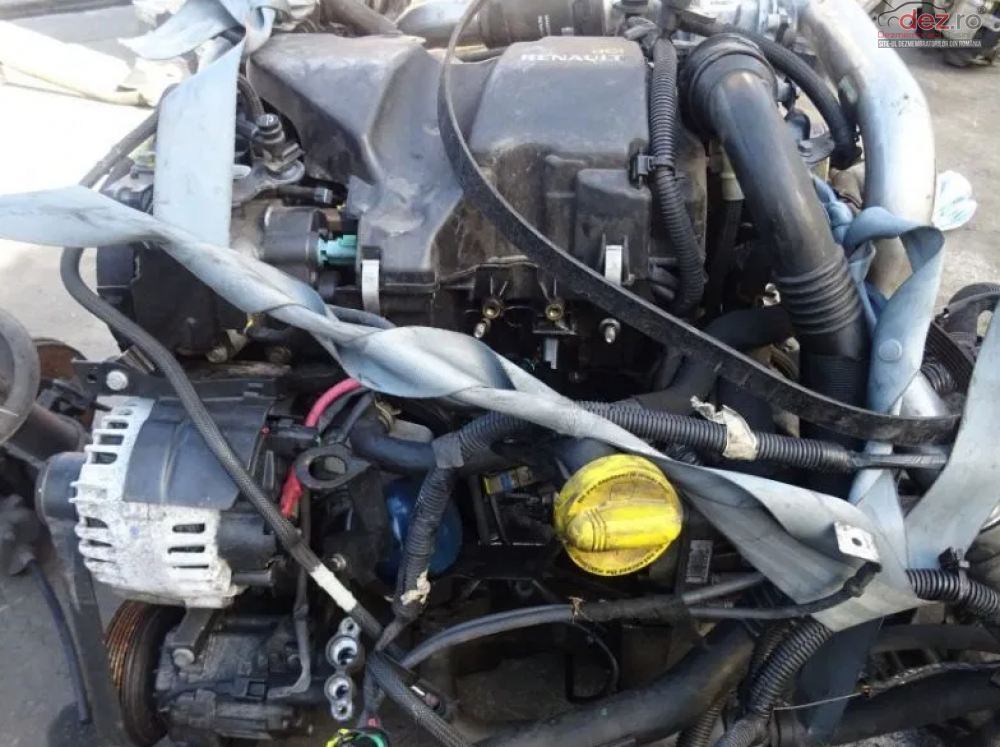 Vand Motor Dacia Logan Mcv 1 5 Dci Euro5 Din 2012 Fara Anexe Piese auto în Sarmasag, Salaj Dezmembrari