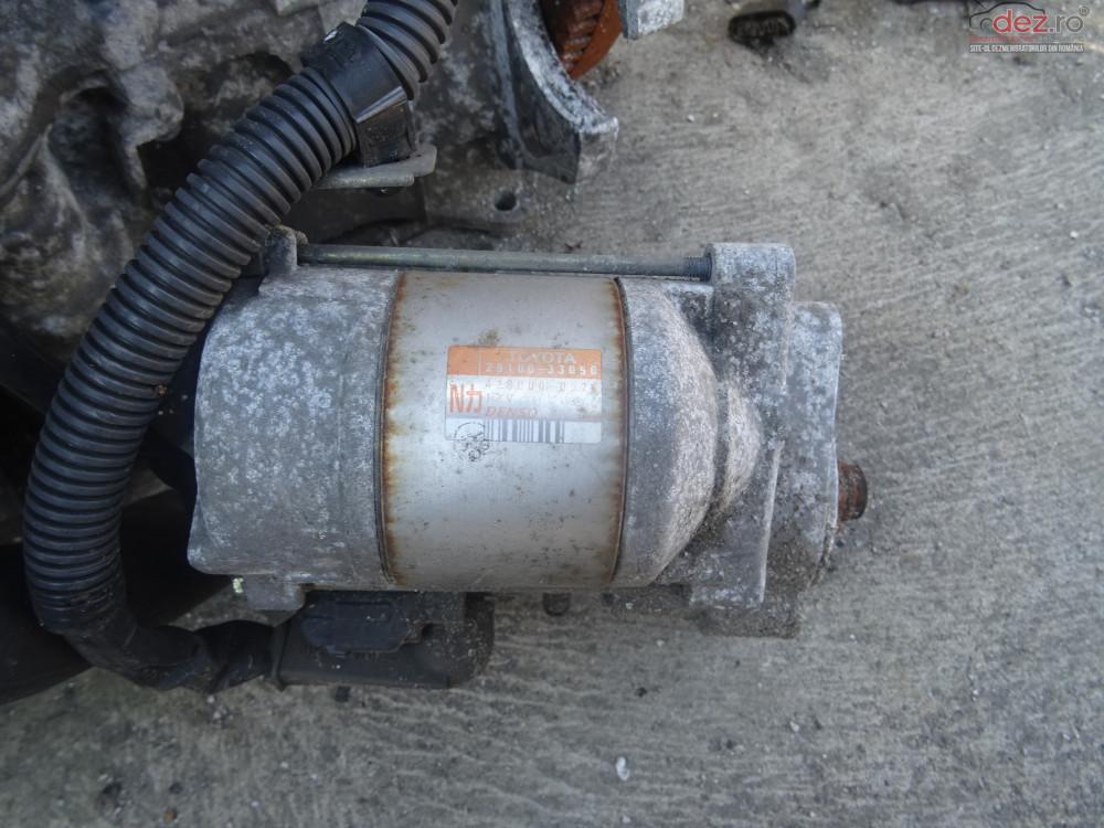 Vand Electromotor Toyota Yaris 1 4 D4d 1nd 75 Cp Cod 28100 33050 cod 28100-33050 Piese auto în Sarmasag, Salaj Dezmembrari