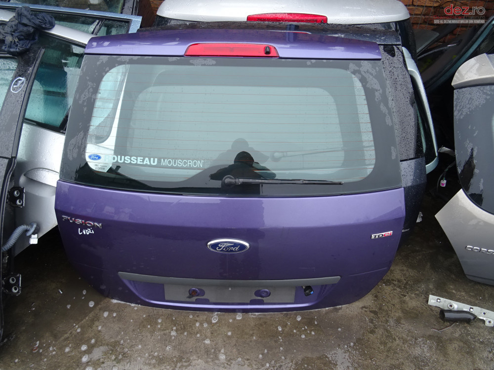 Vand Haion Ford Fusion Din 2008 Fara Rugini Fara Lovituri Piese auto în Sarmasag, Salaj Dezmembrari
