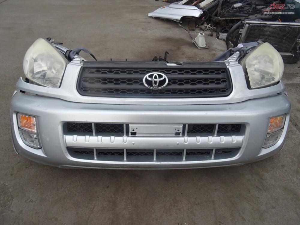 Vand Fata Completa Toyota Rav 4 Din 2005 Volan Pe Stanga Fata Completa Contine Dezmembrări auto în Sarmasag, Salaj Dezmembrari