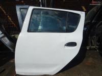 Vand Usa Spate Stanga Dacia Sandero 2 Din 2014 Fara Rugina Fara Lovitu Piese auto în Sarmasag, Salaj Dezmembrari