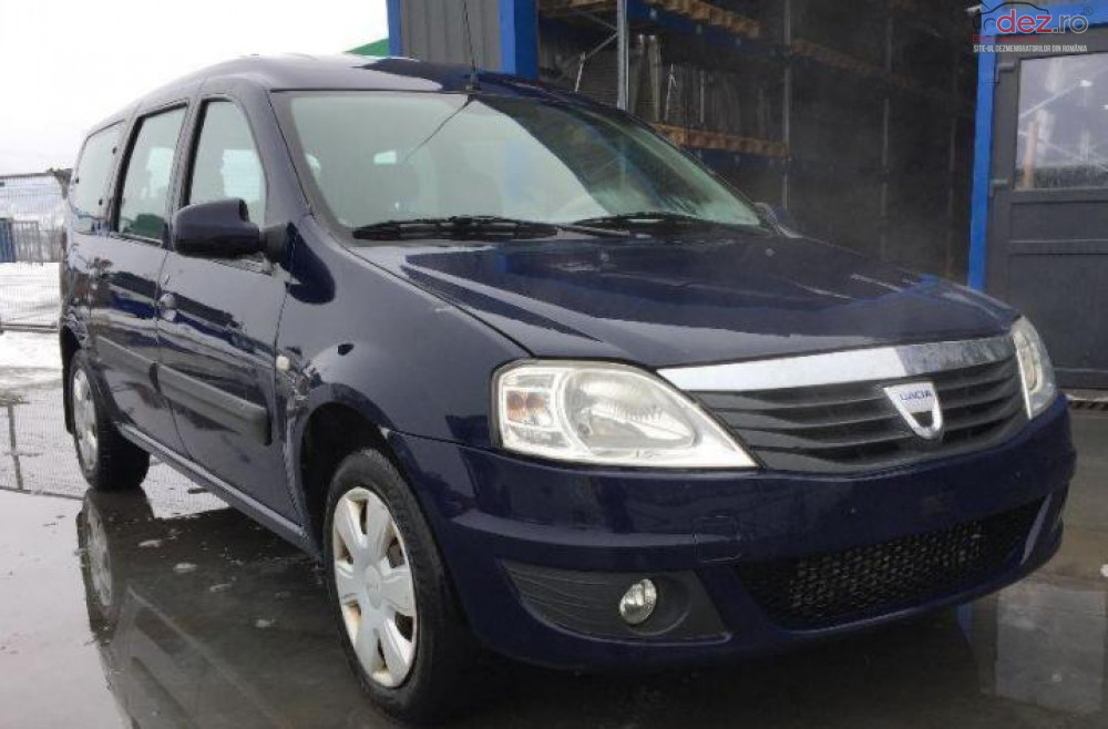 Dezmembrez Dacia Logan Mcv 1 5 Dci Din 2010 Volan Pe Stanga Dezmembrări auto în Sarmasag, Salaj Dezmembrari
