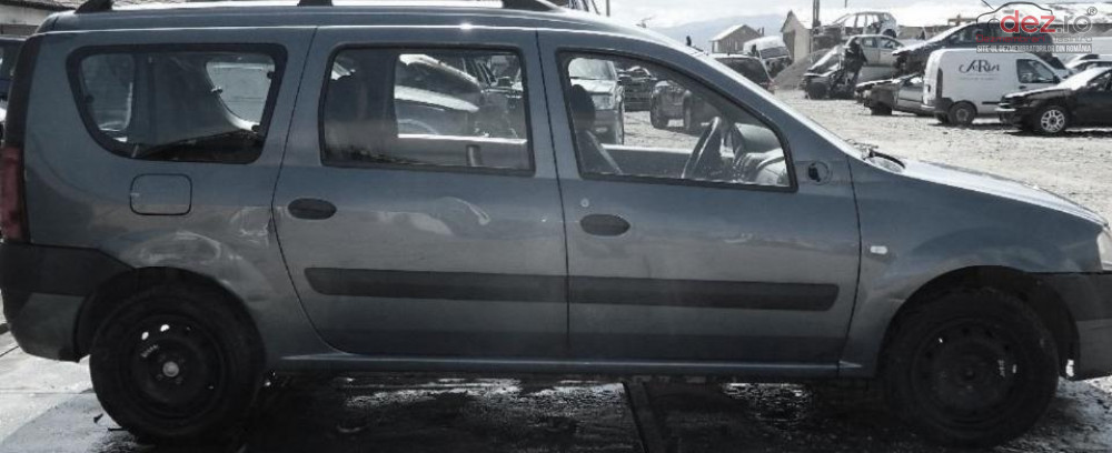 Dezmembrez Dacia Logan Mcv 1 5 Dci Din 2006 Volan Pe Stanga Dezmembrări auto în Sarmasag, Salaj Dezmembrari