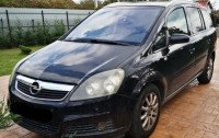 Dezmembrez Opel Zafira B 1 9 Cdti Din 2008 Volan Pe Stanga Dezmembrări auto în Sarmasag, Salaj Dezmembrari