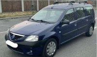 Dezmembrez Dacia Logan Mcv 1 5 Dci Din 2008 Volan Pe Stanga Dezmembrări auto în Sarmasag, Salaj Dezmembrari