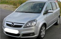 Dezmembrez Opel Zafira B 1 9 Cdti Din 2007 Volan Pe Stanga Dezmembrări auto în Sarmasag, Salaj Dezmembrari