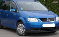 Dezmembrez Volkswagen Touran 1 9 Tdi Din 2007 Volan Pe Stanga Dezmembrări auto în Sarmasag, Salaj Dezmembrari