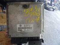 Vand Calculator Motor Ecu Volkswagen Polo 1 4 Fsi Axu Din 2007 cod 03C906013B Piese auto în Sarmasag, Salaj Dezmembrari