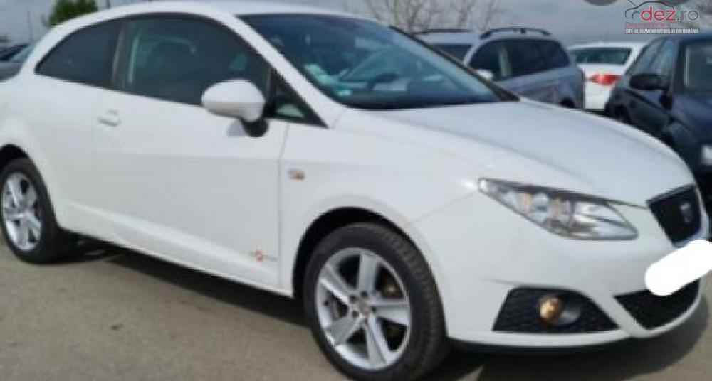 Dezmembrez Seat Ibiza Coupe 1 2 Tdi Cfw Euro5 Din 2012 Volan Pe Stanga