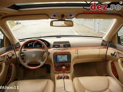 Dezmembrez Mercedes S Class Long 2005 Full Dezmembrări auto în Timisoara, Timis Dezmembrari