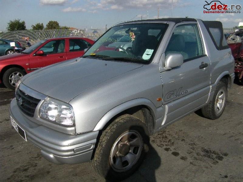 Dezmembrez Suzuki Grand Vitara 1 6i 2 0d în Malu Mare, Dolj Dezmembrari
