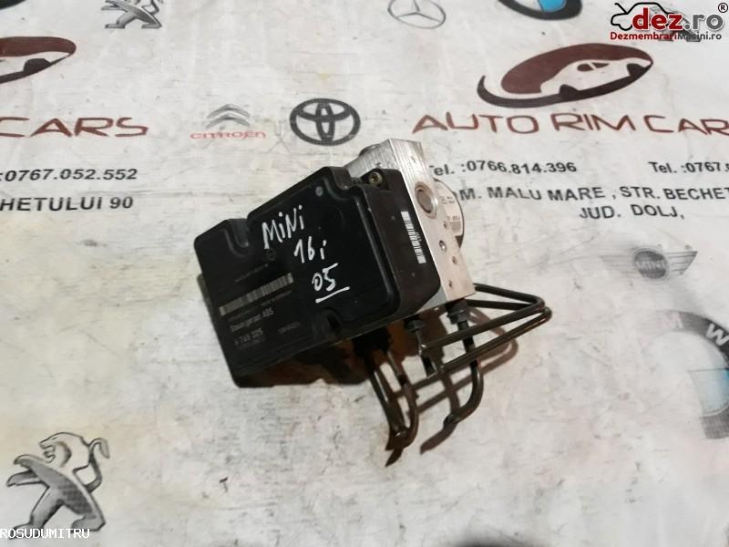 Pompa ABS Mini Cooper 2005 cod 675323 Piese auto în Malu Mare, Dolj Dezmembrari
