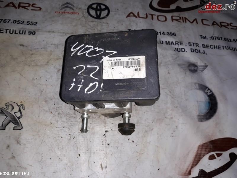 Pompa ABS Peugeot 4007 2005 cod 4670A235 Piese auto în Malu Mare, Dolj Dezmembrari