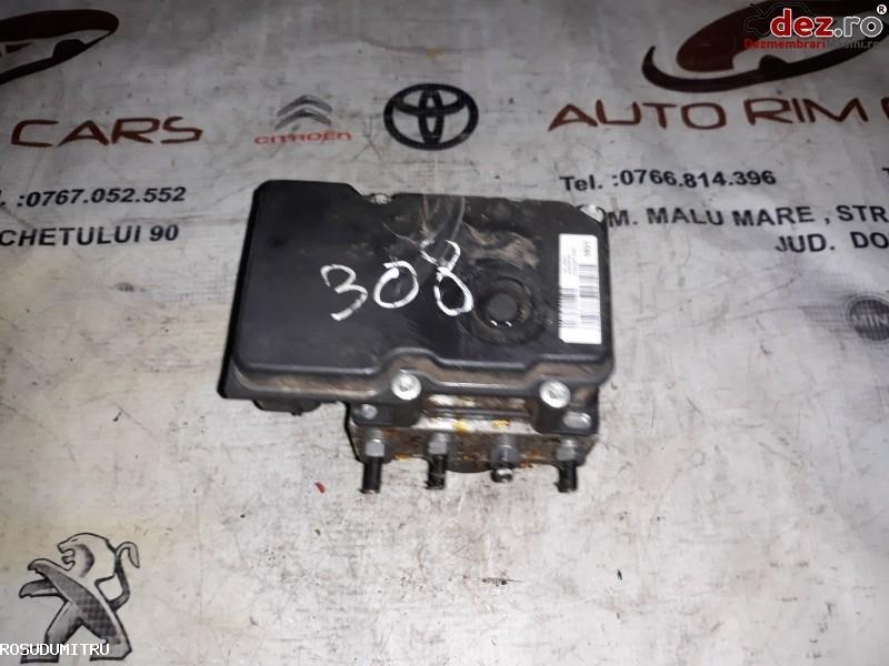 Pompa ABS Peugeot 308 2008 cod 0265800884 Piese auto în Malu Mare, Dolj Dezmembrari