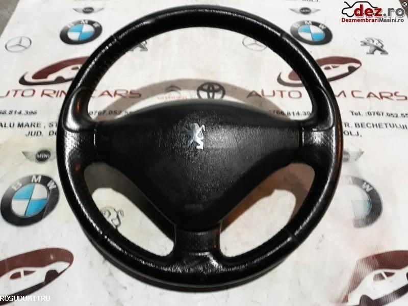 Volan Peugeot 207 2005 Piese auto în Malu Mare, Dolj Dezmembrari