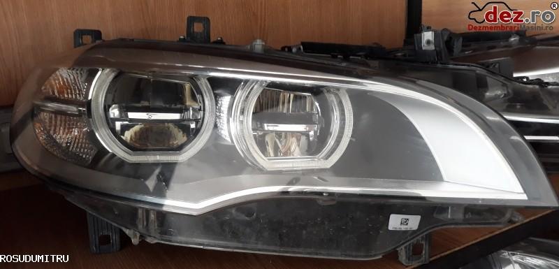 Far BMW X6 M50 2014 cod 1 Piese auto în Malu Mare, Dolj Dezmembrari